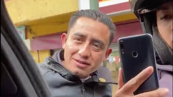 Suspenden a policías que agredieron al Pollo Saldívar y su esposa