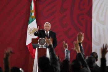 Vamos a quitarle los niños y jóvenes a la delincuencia: López Obrador