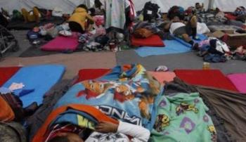 Nueve migrantes a bordo de embarcación detenidos en Palm Beach