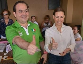 Javier Duarte pagará 180 mil pesos a su ex esposa como pensión