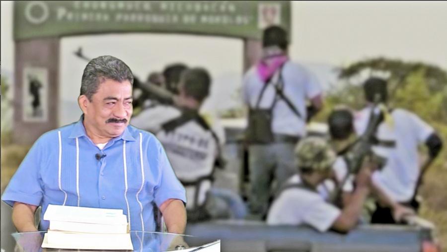 Critica Genaro Vázquez que usen a niños como policías