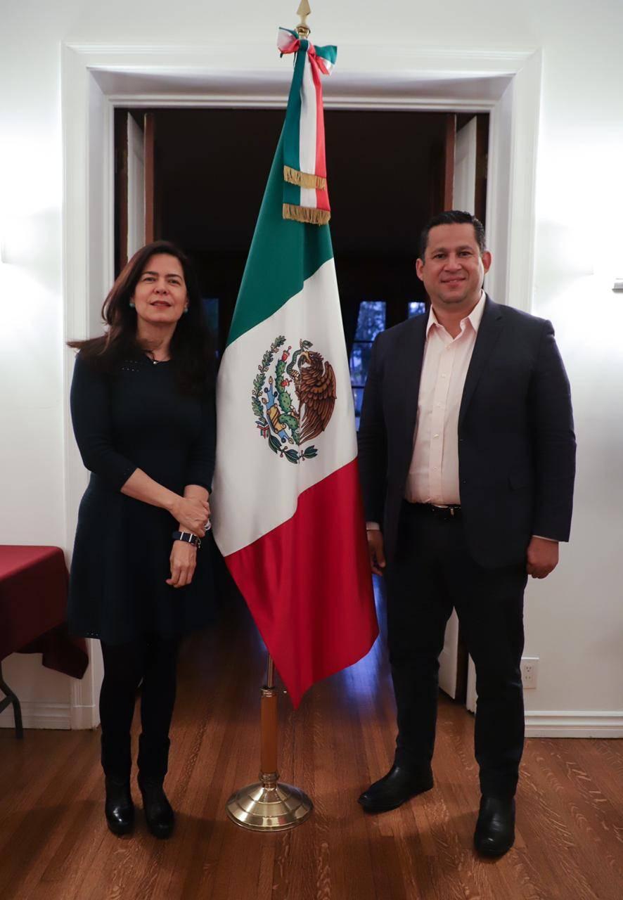 Migrantes guanajuatenses fundamentales en el desarrollo de Guanajuato.