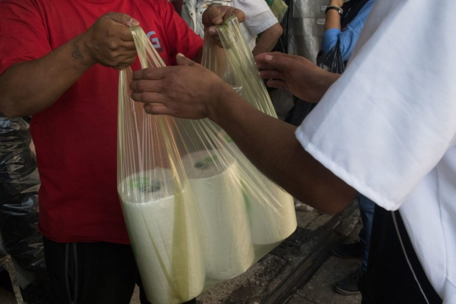 CdMx da lucha por dejar de usar plásticos