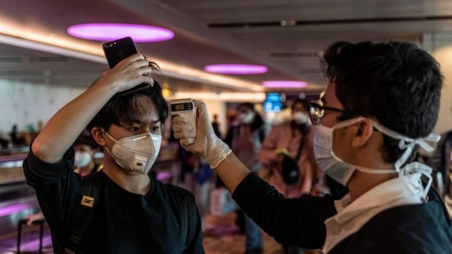 SSA busca identidad de personas cercanas a chino con coronavirus que paso por la CDMX