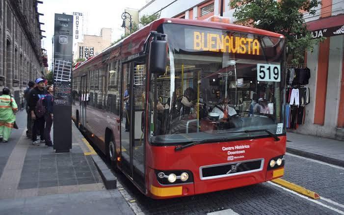 Por mantenimiento, sin servicio cinco estaciones del Metrobús
