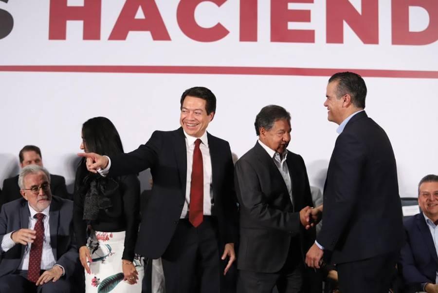 Morena buscará que primera discusión plenaria en San Lázaro, sea sobre política social: Mario Delgado