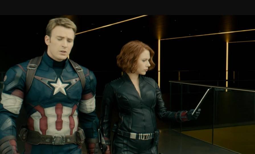 Black Widow embarazada, el mundo oscuro de Marvel.