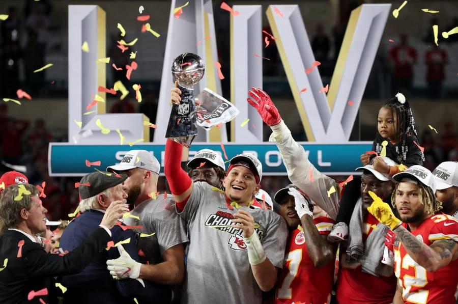 Chiefs festejarán este miércoles título del Super Bowl