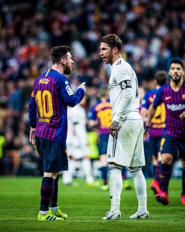 Listo el horario para el Clásico Real Madrid vs Barcelona