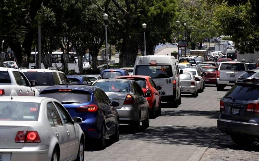 Ofrecen estímulos para el pago de Control Vehicular en Puebla