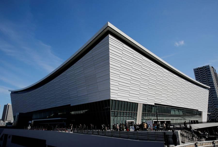 Inauguran el Ariake Arena, sede del voleibol Tokio 2020