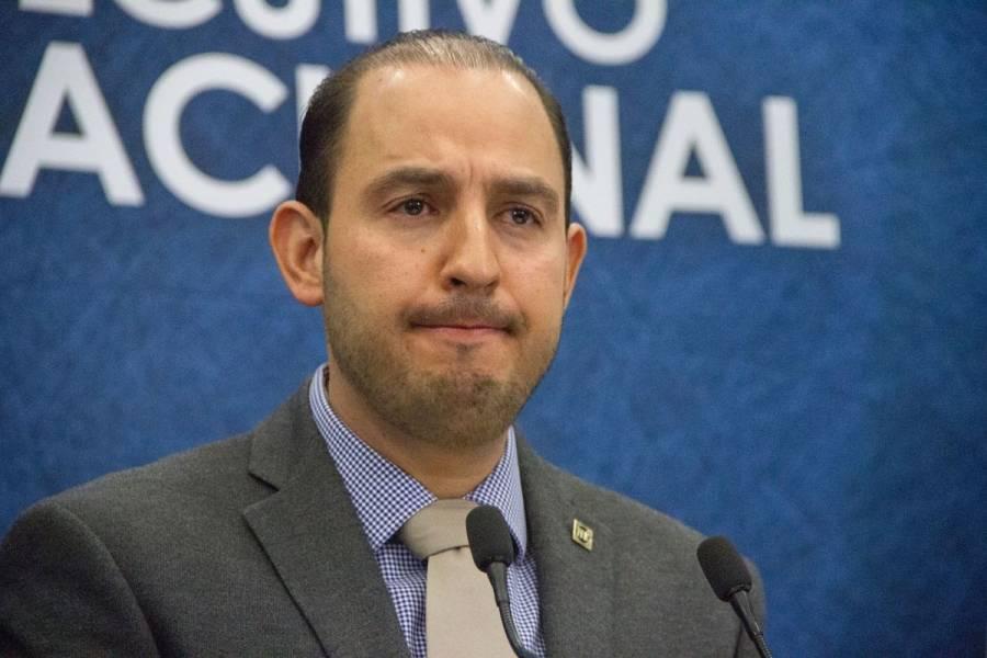 El PAN está listo para elección de 2021: Marko Cortés