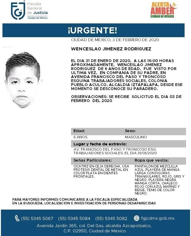 Se activa #AlertaAmber para localizar a dos menores de edad