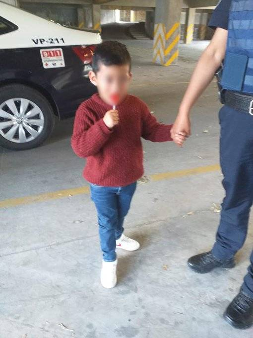Encuentran a Patricio, menor cuya mamá mataron en Xochimehuacán