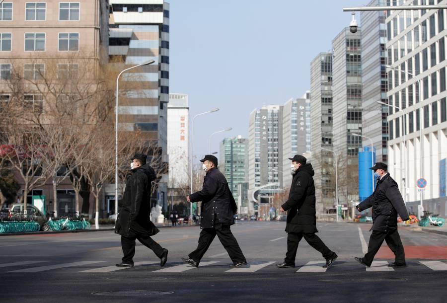 Se desploman las bolsas de China por coronavirus