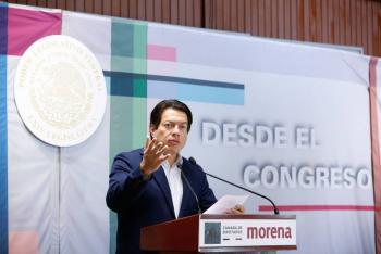 Diputados morenistas presentarán a Presidente agenda legislativa para consolidar la 4T