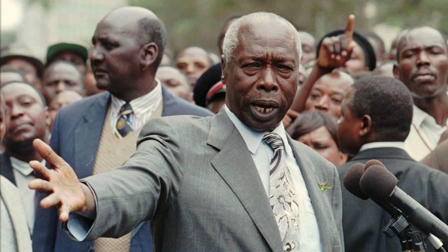 Fallece expresidente de Kenia Daniel Arap Moi