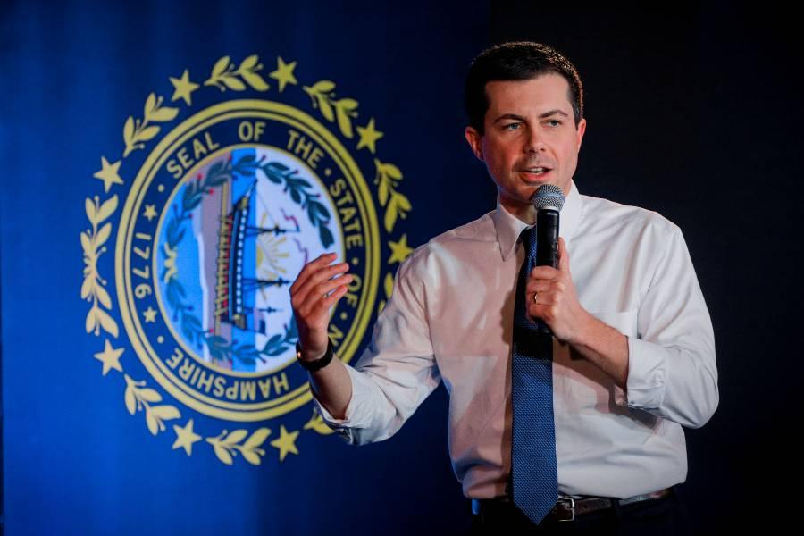 Buttigieg adelanta a Sanders en el Caucus demócrata en Iowa
