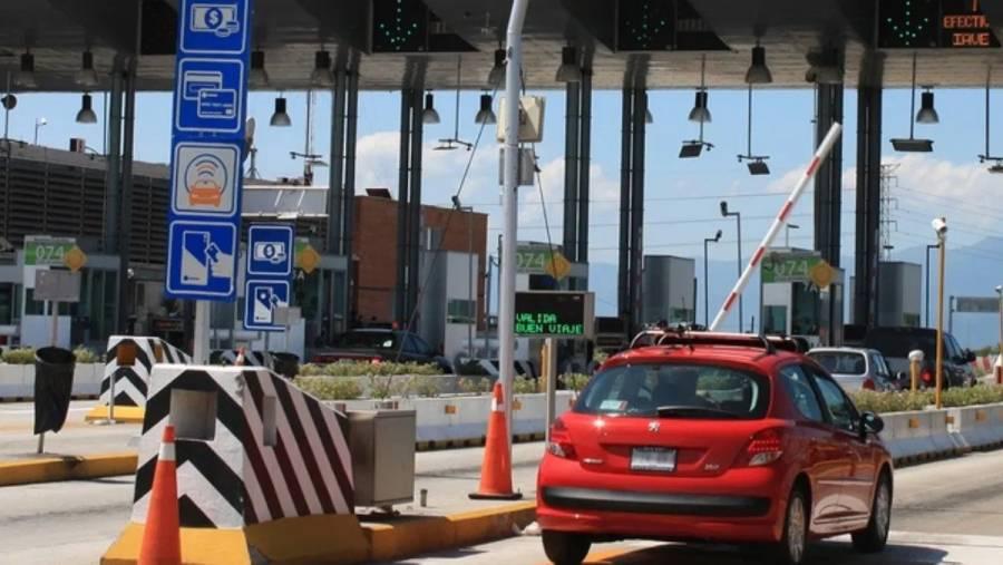 Incrementa 3 por ciento costo de peaje en autopistas