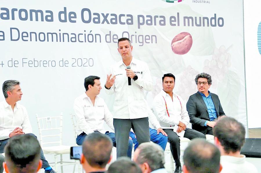 café Pluma de Oaxaca obtiene denominación de origen