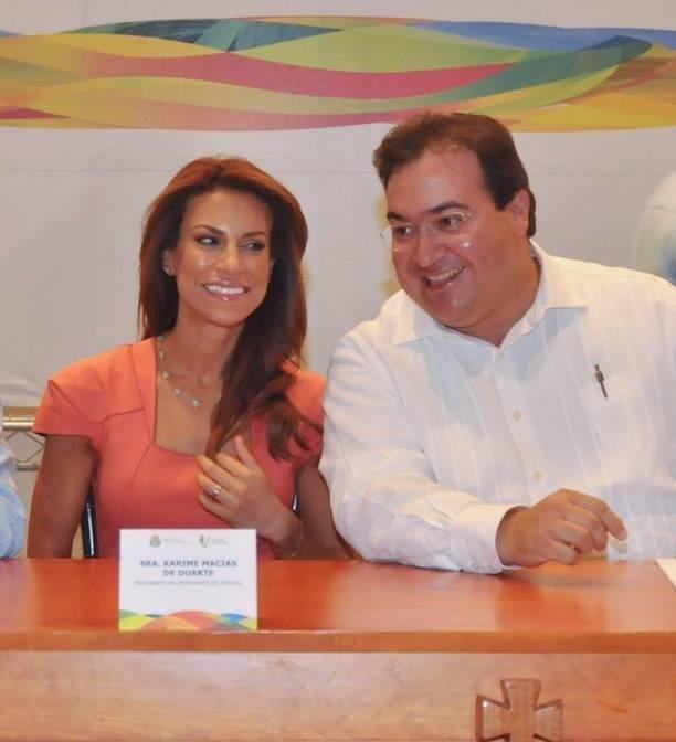 Amparo de exsuegros de Javier Duarte contra congelamiento es infundado