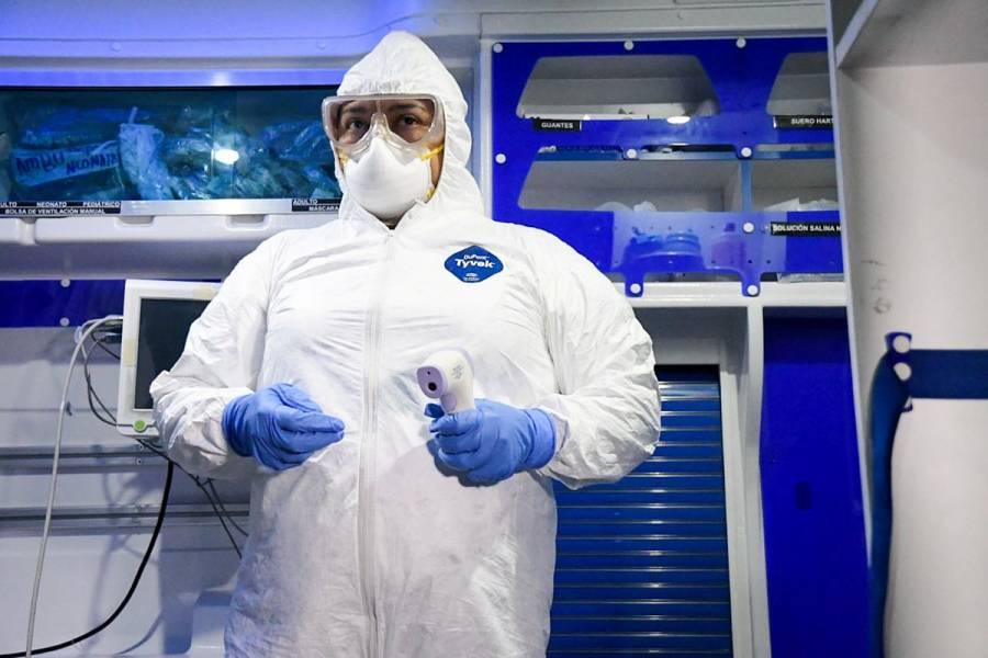 Colombia, primer país en América Latina que puede diagnosticar coronavirus
