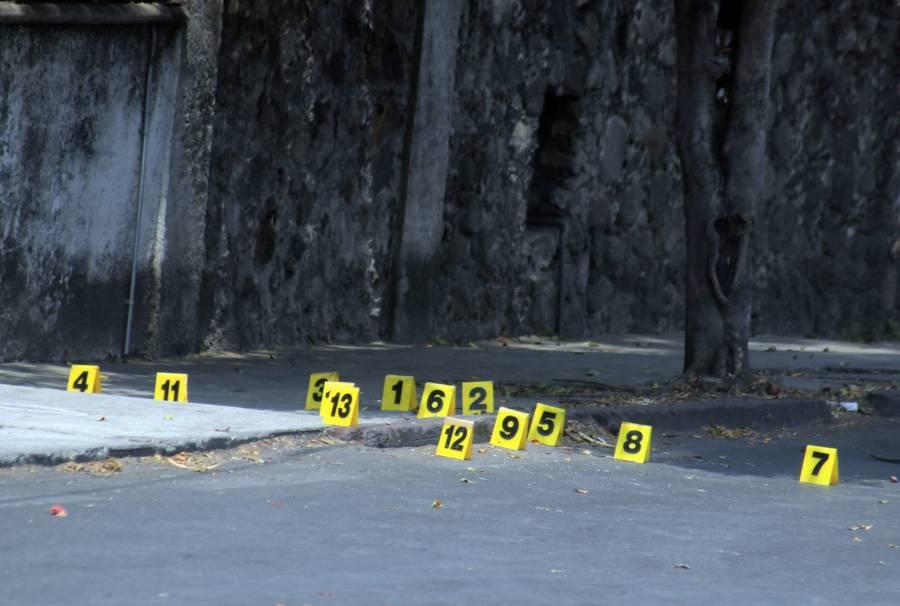 Balacera en Magdalena Contreras deja 3 muertos y un herido