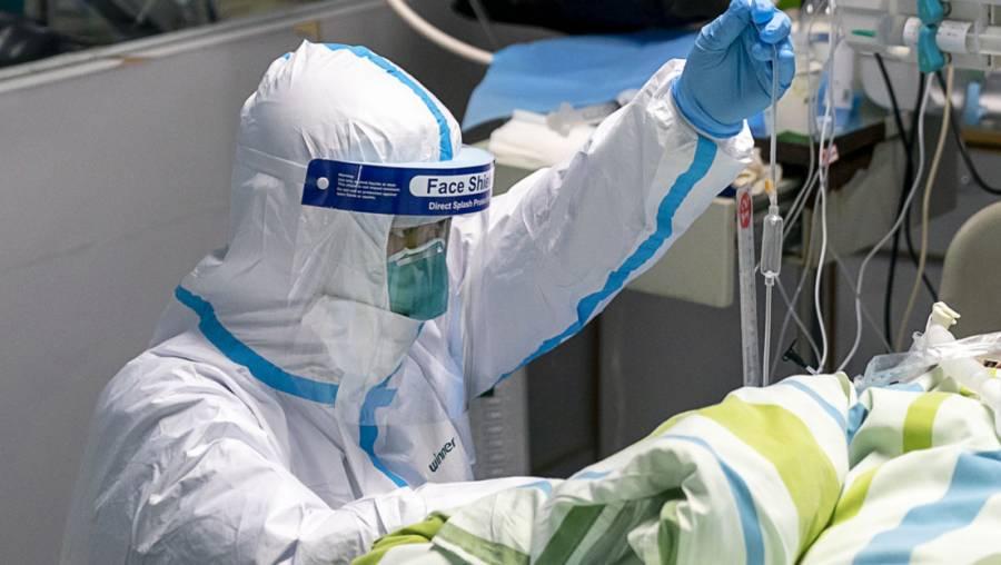 80 por ciento de fallecidos por coronavirus, mayores de 60 años