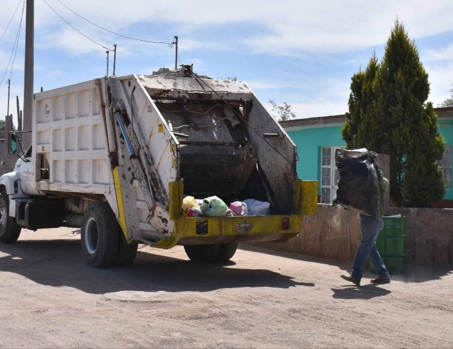 Ayuntamiento de Soledad un ejemplo de eficacia en la recolección de basura.