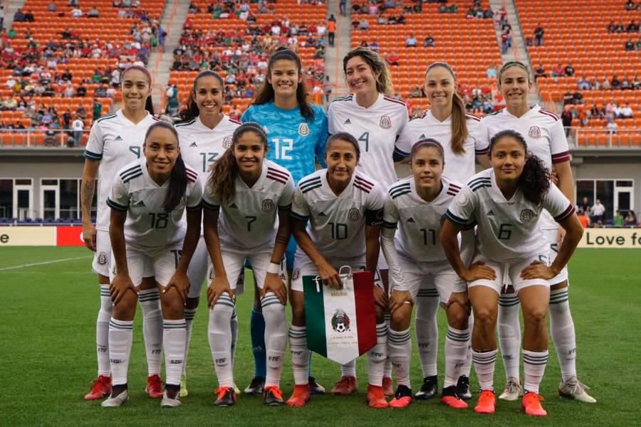 Tri femenil cae ante Canadá y enfrentará a Estados Unidos por un boleto a Tokio 2020