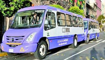 Padecen asaltos en transporte público y negocios en CDMX y en el EDOMÉX