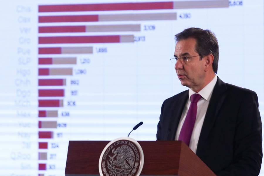 Arranca 'La Escuela es Nuestra' con una inversión de más de 21 mil mdp