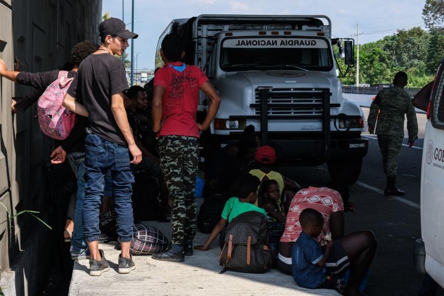 Gobierno de México regresó a 119 mil migrantes en 2019