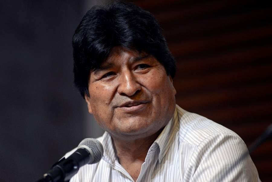 Solicitan que EU investigue por narcotráfico a Evo Morales
