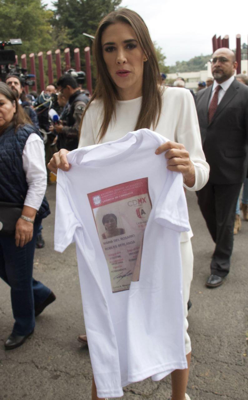 Abogado deja el caso de Rosario Robles a unas horas de su audiencia