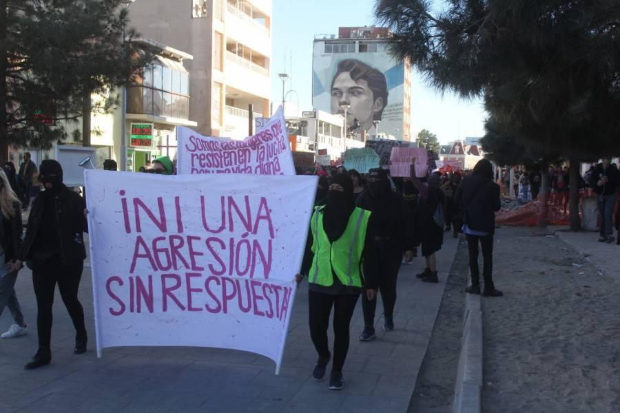 Rechaza AMLO eliminar feminicido del código penal
