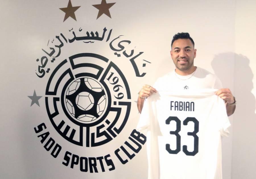 Al Saad presenta a Marco Fabián como nuevo refuerzo