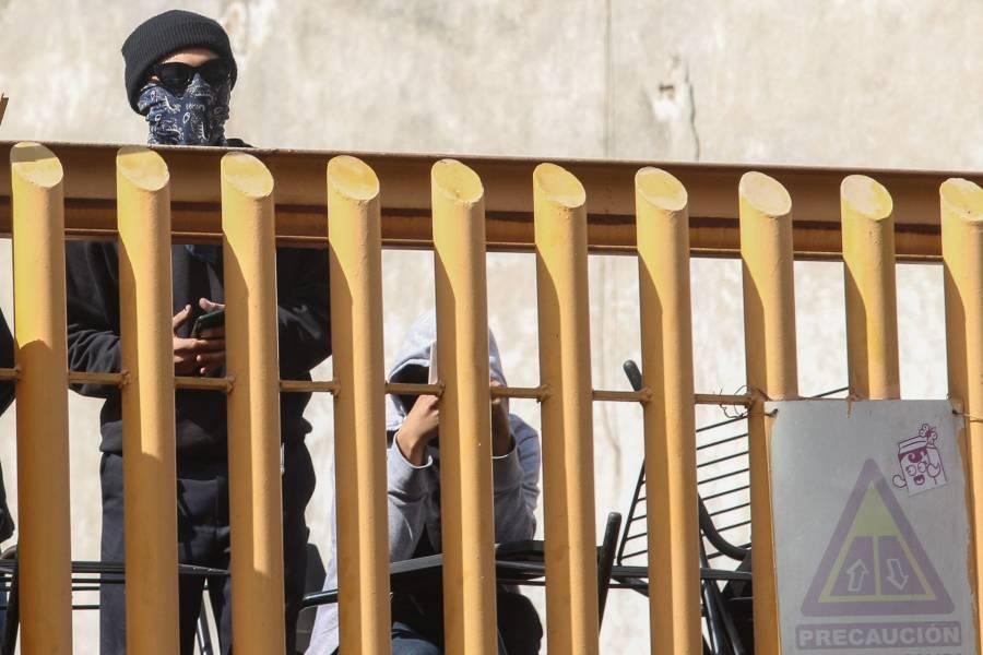Aprehenden a alumno  por robar equipo de esgrima de la UNAM