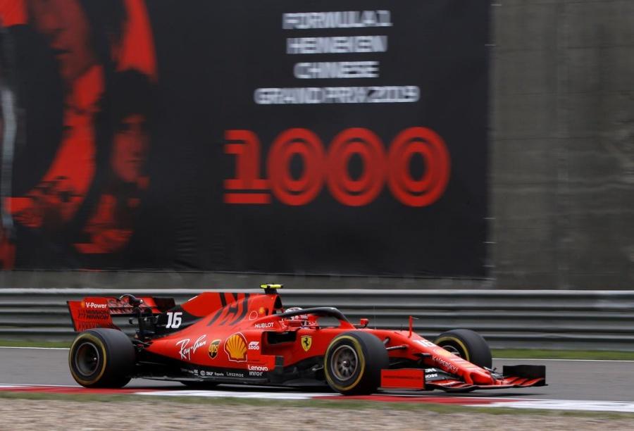 Coronavirus desactiva a la F1; suspenden Gran Premio de China