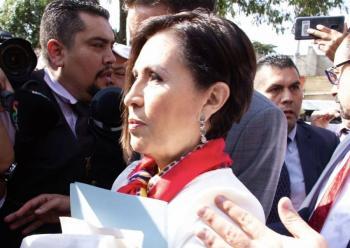 Rosario Robles enfrentará nueva audiencia en el Reclusorio Sur