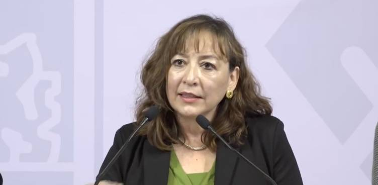 Aurora Gómez Saracibar, nueva titular de la Secretaría de las Mujeres
