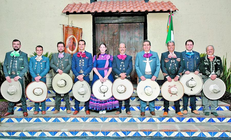 TOMA DE PROTESTA EN LA NACIONAL
