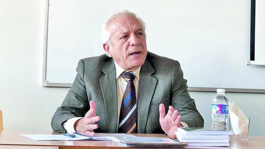 """""""Son grupos criminales los que están tras violencia en UNAM"""": Eduardo López Betancourt"""