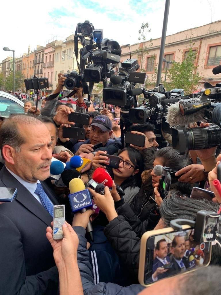 """""""A la chingada"""", Aguascalientes no atenderá a pacientes de otros estados, expreso Martín Orozco"""