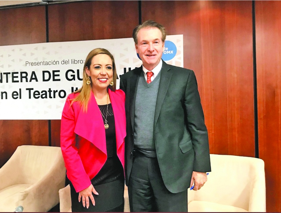 Presentan La cantera de Guanajuato