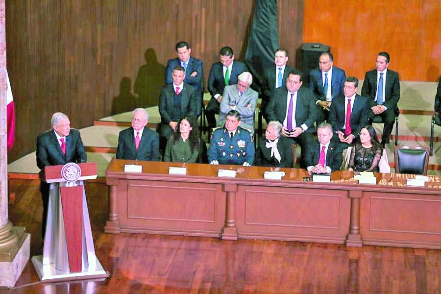 Reformas de la 4T crean nueva Constitución, afirma AMLO