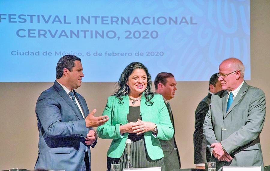 Cuba y Coahuila llegan como invitados de lujo al Cervantino #48