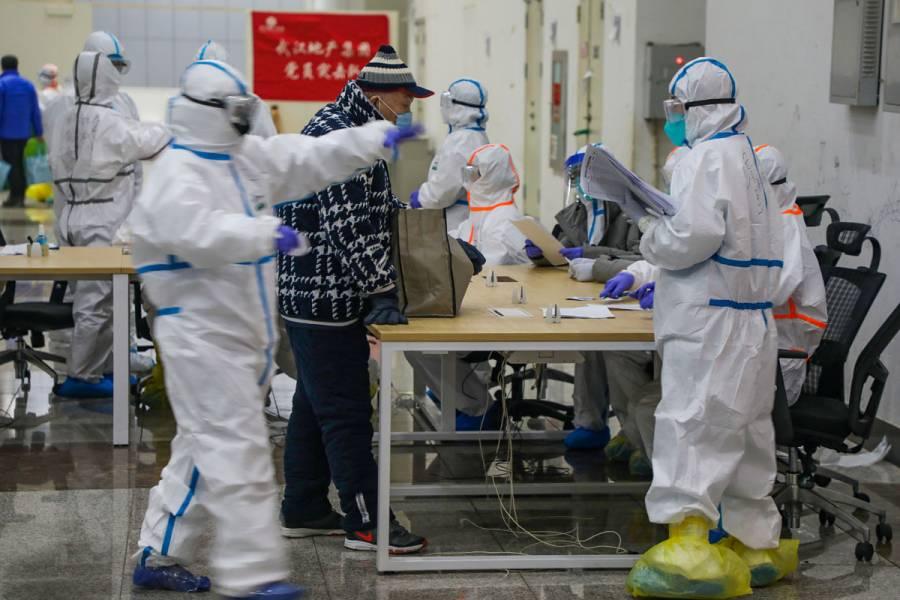 Wuhan se queda sin recursos para combatir coronavirus