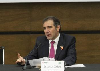 En junio se define si México Libre es partido político: Córdova