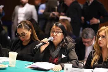 Comisión de Igualdad de Género aprueba iniciativa a favor de la interrupción legal del embarazo